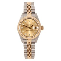 Rolex Pre-Owned DateJust Lady Watch 69173 1997 Model