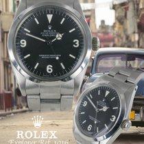 Rolex Explorer Ref. 1016