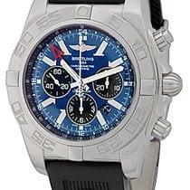 "Breitling ""Chronomat GMT"" Chronograph."