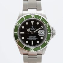 Rolex Submariner I 16610V KERMIT I FULL SET