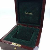 Graham Edelholz Uhrenbox / Watch Box