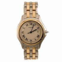 Cartier Panthere Cougar Midsize Quartz Watch