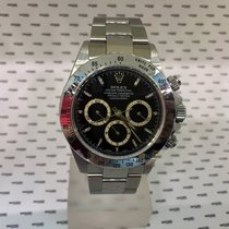 Rolex Cosmograph Oyster Perpetual Black Dial P-Series - 16520