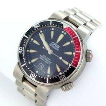 Oris Tt1 Automatik Herren Uhr Diver Titan - Box Ref. 633.7541
