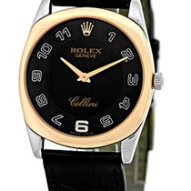 "Rolex ""Cellini Danaos"" Strapwatch."