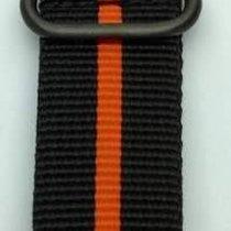 Luminox 3950 Serie Natoband schwarz/orange