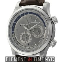 Jaeger-LeCoultre Master Control Master World Geographic...