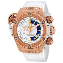 Hublot King Power Oceanographic White Dial Chronograph...