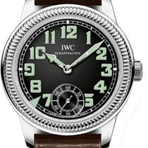 IWC CLICK IMAGE TO ENLARGE IWC Vintage Collection Pilot Hand-wo