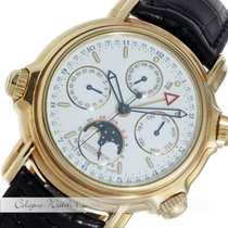 Jaeger-LeCoultre Grand Reveil Perpetual Calender Gelbgold...