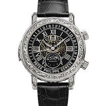 Patek Philippe 6002G-010 White Gold Men Grand Complications...