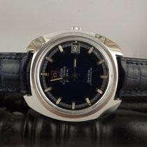 Omega Electronic F 300 hz Geneve chronometer 198030 like new