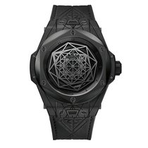 Hublot Big Bang Sang Bleu All Black