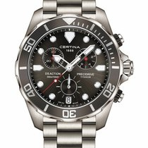 Certina DS Action Precidrive Chronograph Titanium
