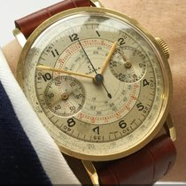 Omega Wonderful Omega Vintage Chronograph Gold Jumbo Oversize