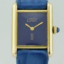 Cartier Must Quartz Silver Lady