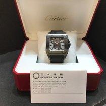 Cartier WSSA0006 Santos 100 Carbon