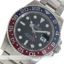 """Rolex GMT Master II """"Pepsi"""" Weißgold 116719BLRO"""