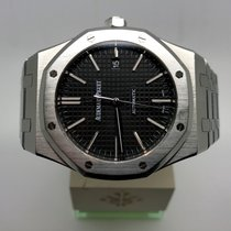 Audemars Piguet Royal Oak Selfwinding Black Dial 15400ST.OO.12...