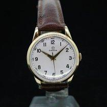 Omega Handaufzug White Dial cal.283 anno 1952