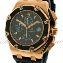 Audemars Piguet Royal Oak Offshore Juan Pablo Montoya, Black...
