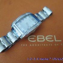 Ebel Tarawa Lady Stahl/Perlmutt & 52 Diamanten