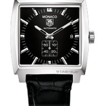 TAG Heuer MONACO CALIBRE 6 BLACK