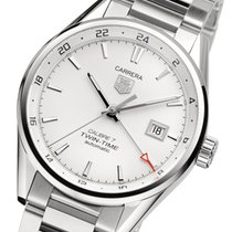TAG Heuer Carrera Calibre 7 Twin-Time Automatik Herrenuhr WAR2011