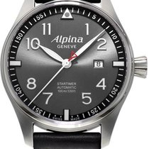 Alpina Geneve Startimer Automatic AL-525GB4S6 Herren Automatik...