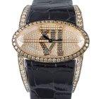 Chopard Classic Women's Rose Gold Diamond Pave Wristwatch...
