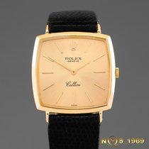 Rolex Cellini  18K Gold 3514 Cal.650 ultra slim 1964 BOX