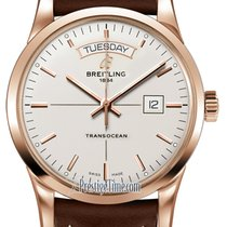 Breitling Transocean Day Date r4531012/g752-2ld