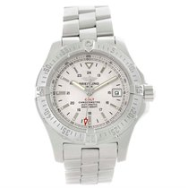 Breitling Colt Automatic Stainless Steel Mens Watch A17380