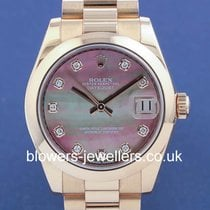 Rolex Oyster Perpetual Datejust mid-size 178245