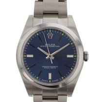 Rolex Oyster Perpetual No Date 39 mm Stainless Steel 114300...