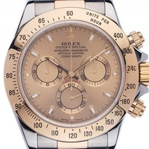 Rolex Daytona Cosmograph Stahl Gelbgold Automatik Chronograph...