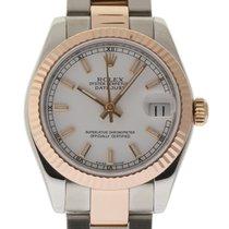 Rolex Datejust 178271 31mm Steel 18K Pink Gold 2005 Box/Paper/...