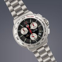 TAG Heuer F1 Indy 500 steel quartz chronograph