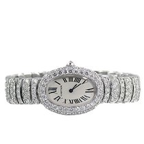 Cartier Baignoire Full Diamond watch