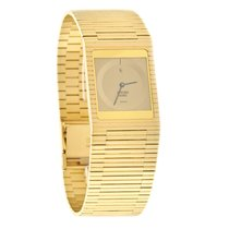 Concord Delirium Mens 18KYellow Gold Champagne Dial Swiss...