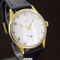 Omega Oversize White Dial cal 30T2 ca 1950