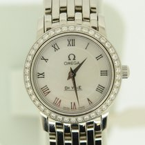 Omega De Ville Lady Diamond
