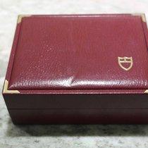Tudor vintage watch box bordeaux leather 94.00.1