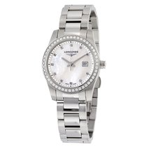 Longines Ladies L33000876 Conquest Watch