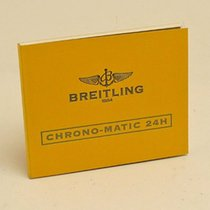 Breitling Chrono-Matic 24H Manual Info Booklet