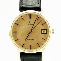 歐米茄 (Omega) Geneve 14K Gold Vintage