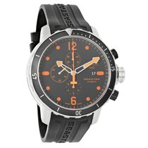Tissot Seaster 1000 Black Rubber Strap Automatic Watch...