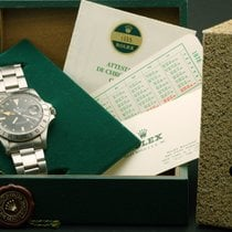 Rolex Explorer II ref 1655 full set, with box and punched papers