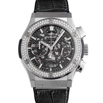 Hublot Classic Fusion Aerofusion Diamonds