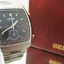Seiko vintage chronograph aka Monaco 7016 5020 flyback